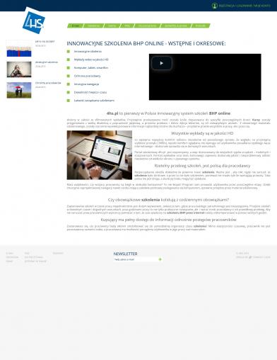 Portal szkoleń BHP online 4hs